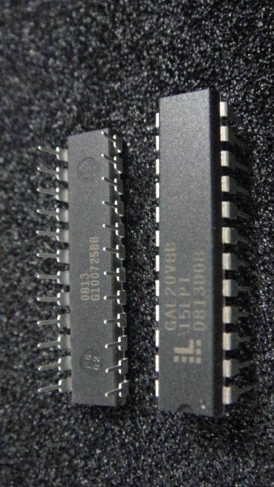 20 adet/grup GAL20V8B GAL20V8B-15LP DIP2420 adet/grup GAL20V8B GAL20V8B-15LP DIP24