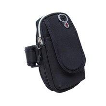 Multi-functional Waterproof Solid Neoprene Package Unisex Fashion Army Key Card Phone Money Paper Waist Packs