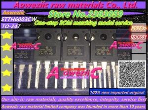 Image 2 - Aoweziic 2018 + 100 新インポート元の STTH6003CW STTH6003 に 247 高速回復整流 60A 300 v