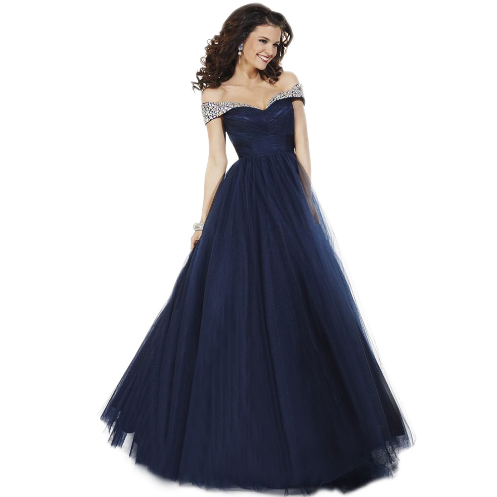 Compare Prices on Long Navy Blue Prom Dress- Online Shopping/Buy ...