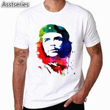 Cuba Rip Comunista Che Guevara T-Shirt da Uomo Fashion Casual O-Neck T  Shirt Uomo Estate Fredda Manica Corta Abbigliamento 899b005980a4