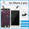 5PCS/LOT 100% Tested LCD for iPhone 6 plus Display with Digitizer Replacement Quality AAA & No Dead Pixel 6+ Free DHL Shipping