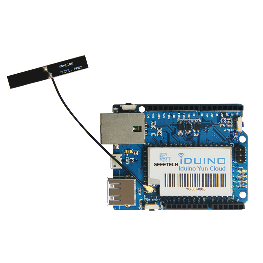 Linux, WiFi, Ethernet, USB, All-in-one Iduino Yun Cloud Compatible / Replacement For Arduino Yun linux wifi ethernet usb all in one iduino yun cloud compatible replacement for arduino yun
