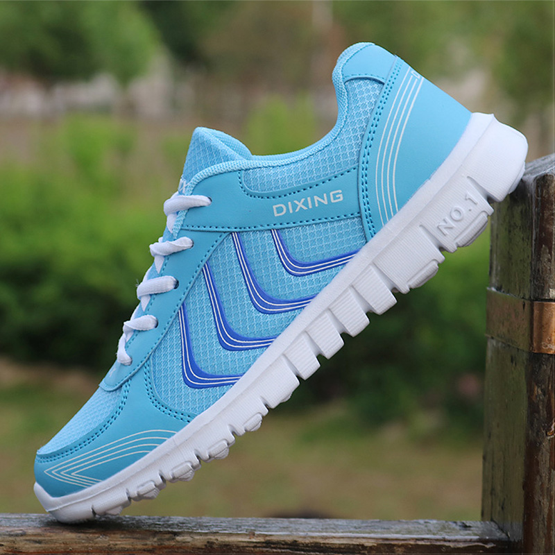 Women Shoes Fashion Sneakers Woman 2018 Breathable Mesh Vulcanize Shoes White Lightweight Trainers Casual Shoes Tenis Feminino women shoes super light women sneakers air mesh tenis feminino women couple shoes vulcanize breathable trainers white sneakers