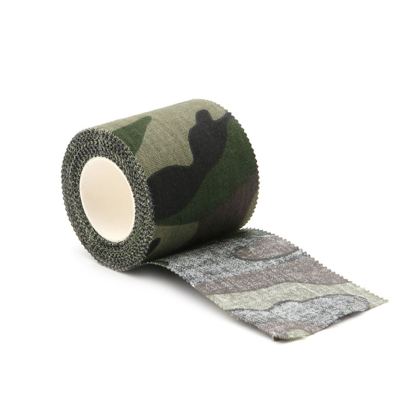 Image 4 - 5cmx4.5m Stealth Tape Army Camo Outdoor Hunting Shooting Tool Cycling Tape Waterproof Wrap Durable Camouflage Tape-in Hunting Gun Accessories from Sports & Entertainment