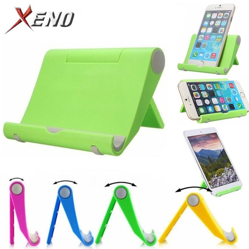 Desk Holder Mobile Phone Stand Universal Plastic Support Tablet Stand Desk Phone Holder For Apple IPhone Samsung Accessories