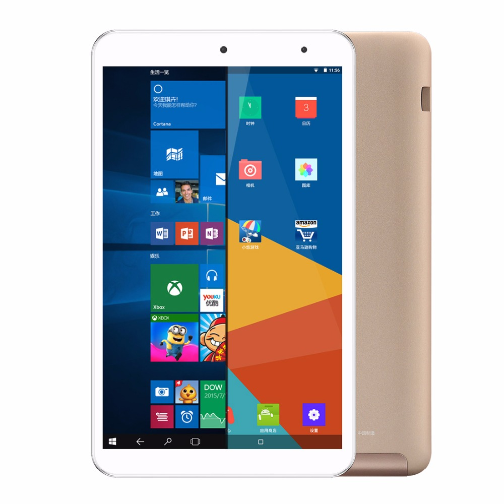 ONDA V80 Plus 8.0 inch Intel Cherry Trail X5 Windows 10 Home + Android 5.1 Dual OS Tablet PC 2GB 32GB, HDMI WiDi Video Output