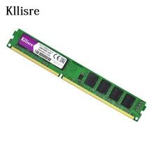 Kllisre DDR3 2 ГБ 1333 МГц Памяти для Настольных ОПЕРАТИВНОЙ ПАМЯТИ non-ECC (INTEL и AMD) System High совместимость