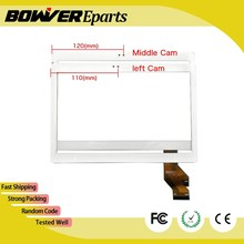 A + 10.1 pulgadas MGLCTP-101498-10617FPC Touch Panel Táctil de Pantalla para los Accesorios de la Tableta táctil digitalizador Blanco
