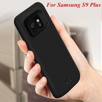 6000 Mah Battery Case For Samsung Galaxy S9 Plus Battery Charger Case Phone Cover Power Bank For Samsung S9 Plus Battery Case