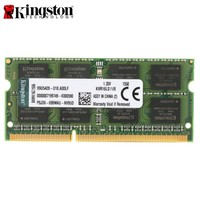 Original Kingston Memoria RAM DDR3L 8GB 4GB 2GB 1600MHz Intel Memory RAM SODIMM Memory Ram Laptop