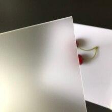 2 мм один матовый кристально прозрачный акриловый пластиковый лист матовая панель ПММА для знаков