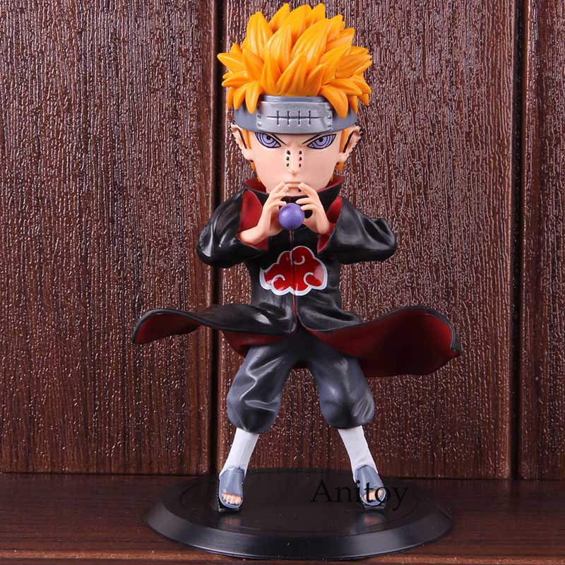 Anime Naruto Shippuden Akatsuki Pain Pein Naruto Action Figure PVC Collectible Model Toy 1