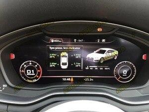 Image 2 - TMPS 2 TPMS ความดันยางระบบสำหรับ Audi A4 B9 A5 B9 Q5 Q7 4M A3 8V ใหม่ TT ใหม่ Q2 Q3 4M0 907 273 B