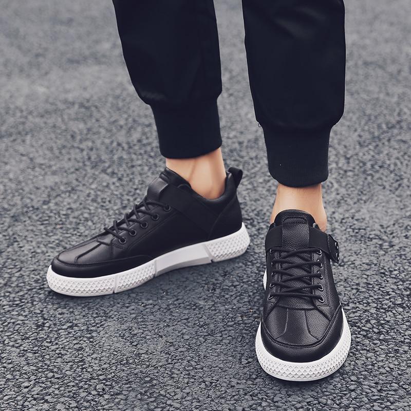 Casuais Krasovki Deslizamento Masculinos 5jf915 Preto Moda 1 Homem Tênis Sapatos Confortáveis Em Calçados Sapato Homens Masculino branco Respirável Nova qAxB5Iwx