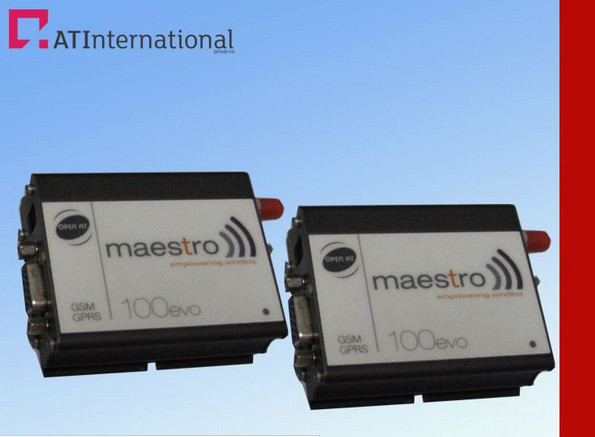 Wavecom Q24plus data transfer modem mastro 100