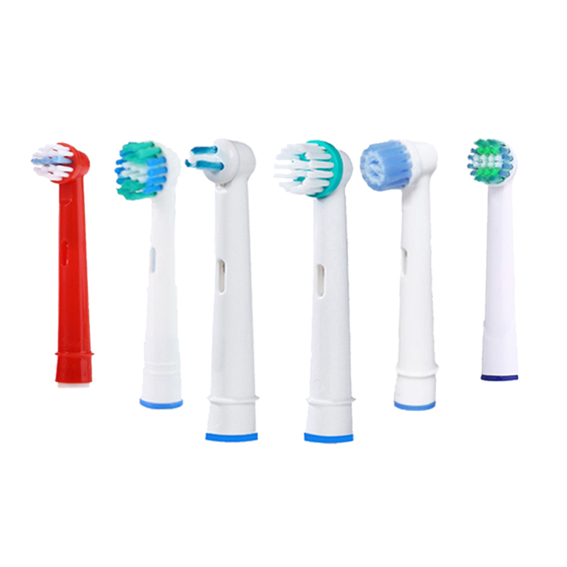 Electric Toothbrush Replacement Heads For Oral B Vitality Sensitive Clean Stage Power Tip Professional Care For Family Use