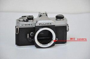Image 5 - מתכת מצלמה מתאם טבעת AI M42 עבור ניקון AI כידון עדשה כדי M42 חוט הר מצלמה עבור FUJICA PRAKTICA SUPERFLEX