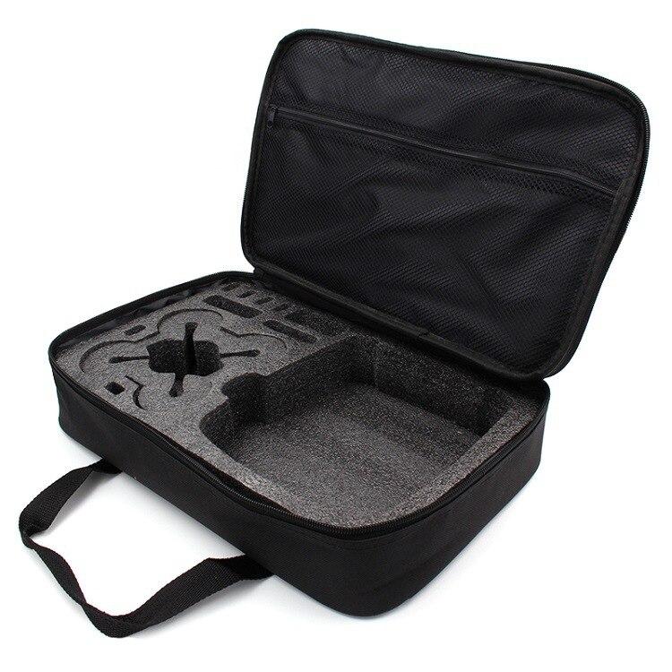Portable Shoulder Bag Canvas Handbag Backpack Carrying Bag for Hubsan H107D H107D+ H107C H107C+ H107L RC Quadcopter original realacc black suitcase backpack carrying case shoulder bag for yuneec typhoon q500 rc quadcopter models accessories
