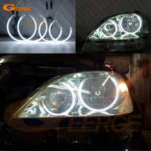 цены For Lexus RX300 RX 300 1999 2000 2001 2002 2003 Excellent Ultra bright illumination CCFL angel eyes kit Halo Ring