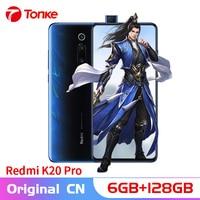 Original CN Rom Xiaomi Redmi K20 Pro 6GB RAM 128GB ROM Snapdragon 855 Octa Core 6.39 FHD Full Screen 48MP Triple Camera