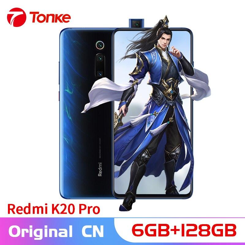 Original CN Rom Xiaomi Redmi K20 Pro 6GB RAM 128GB ROM Snapdragon 855 Octa Core 6.39