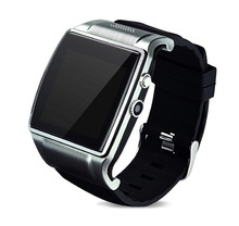 metal smart watch SIM/TF bluetooth for apple/Android phone smartwatch iphone/samsung PK U8GT08 wristwatch Multi languages