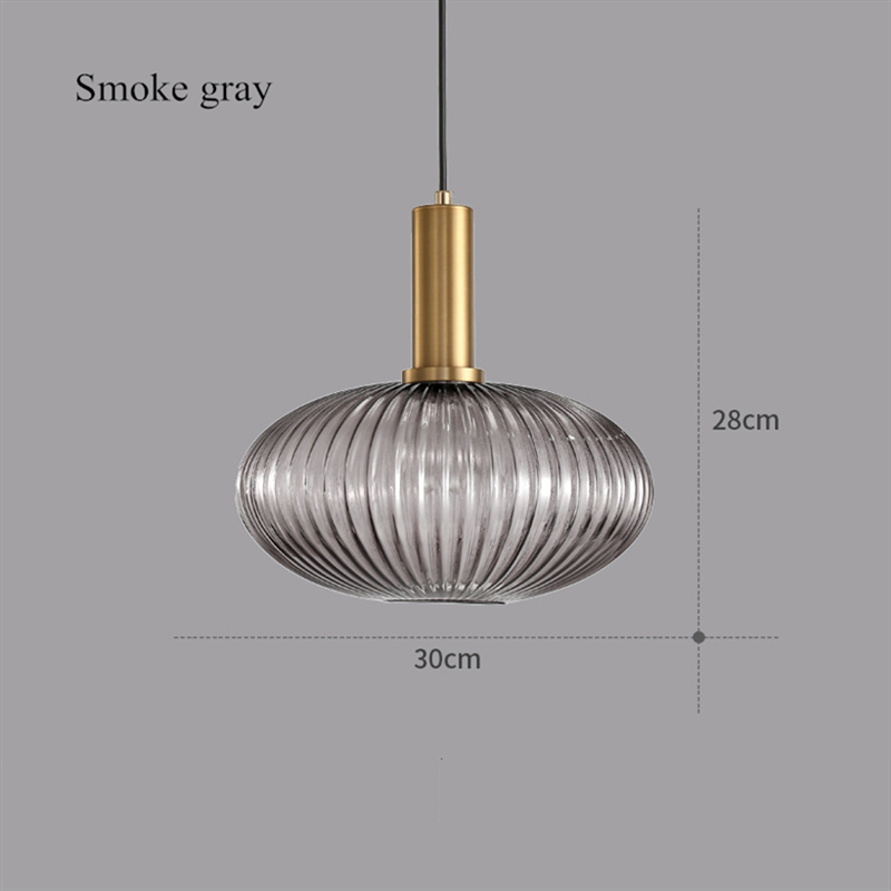 Post Modern Simple Bedroom Study Restaurant E27 LED Chandelier Lighting American Country Home Decoration Hanging Light Fixtures
