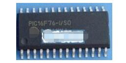 100% NEW Free shipping PIC16F76-I/SO PIC16F76 PIC16F76T-I/SO PIC16F76-E/SO SOP28