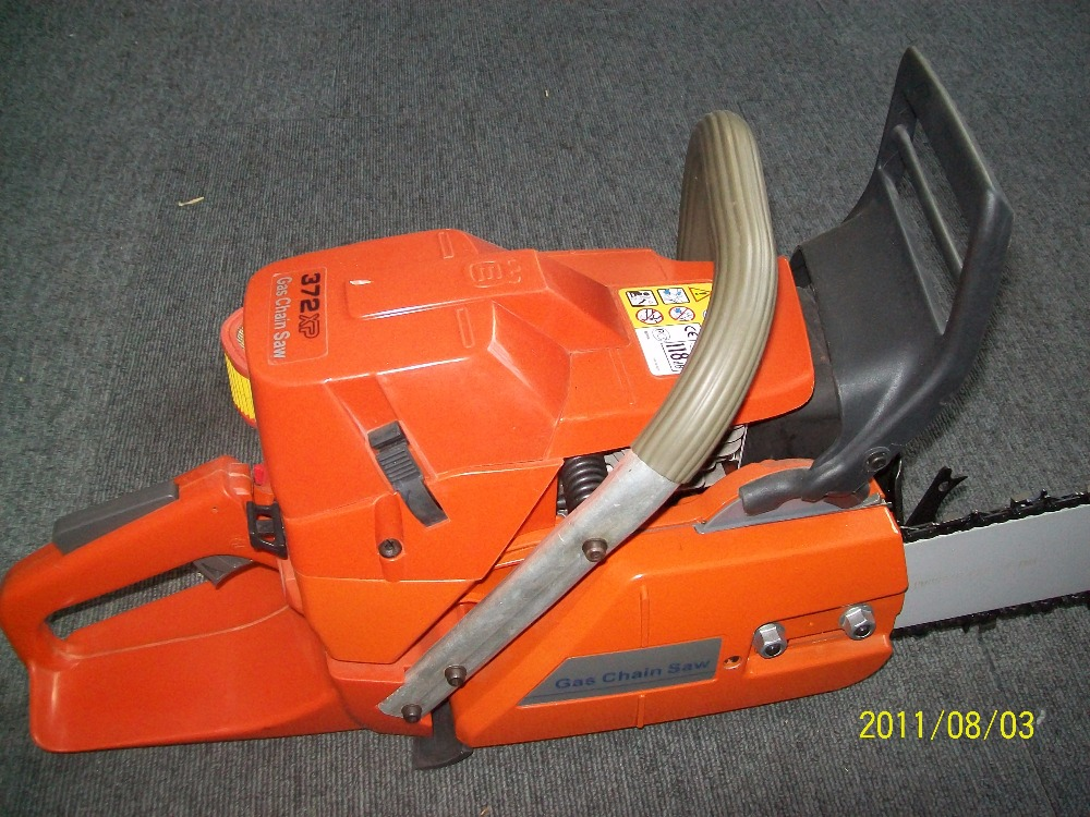 """372xp chainsaw with 20""""lamited bar and Oregon chain"""