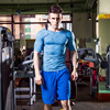 YD Compression Dry Quick Shirt Jogging Running Tights Men s T-Shirt Fitness Elastic Couple Gym Sports Suit Training Wear discount