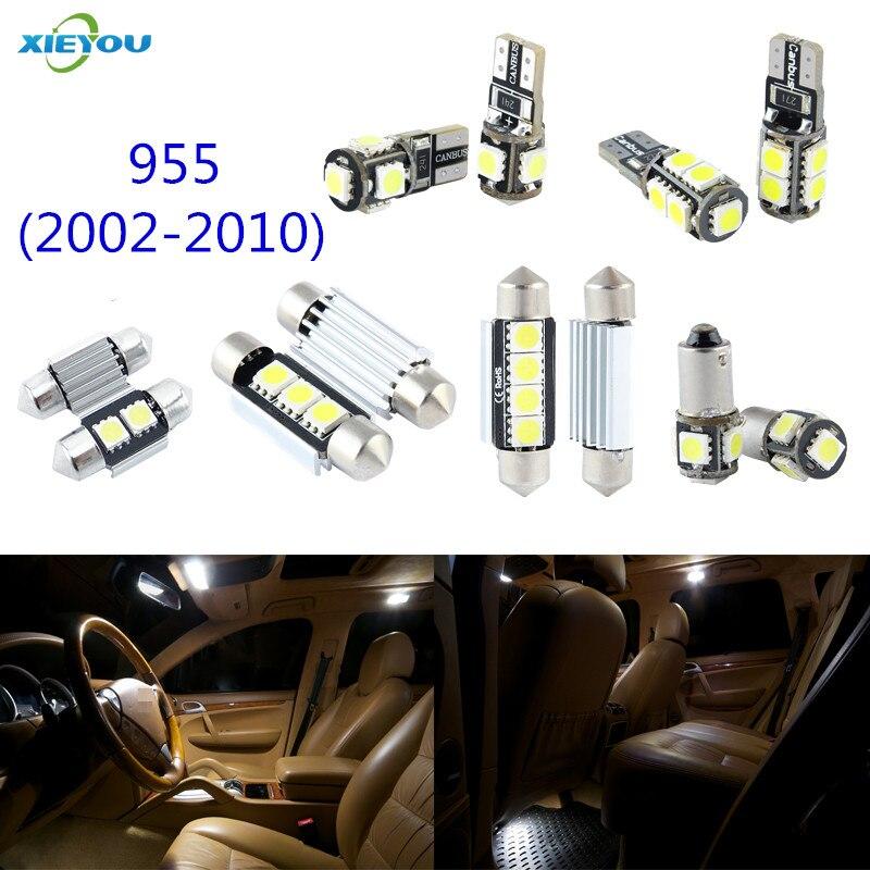 XIEYOU 95 ədəd (2002-2010) üçün 17 ədəd LED Canbus Daxili - Avtomobil işıqları - Fotoqrafiya 1
