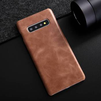 Leather Case Protector Galaxy S10