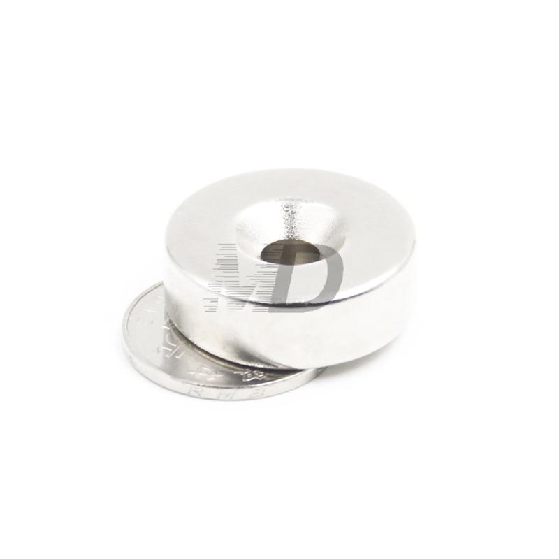 10pcs  Super Strong Round Neodymium Countersunk Ring Magnets 30mm x 10mm Hole: 10.2mm N50 Neodymium Magnet Free Shipping 1pcs super strong round neodymium countersunk ring magnets 50mm x 20mm hole 10 2mm n50 neodymium magnet free shipping