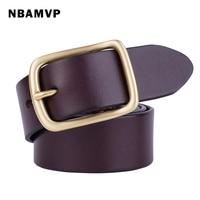 Men S Belt Retro Leather Belt Top Layer Leather Fashion High Quality Belt Men S Jeans