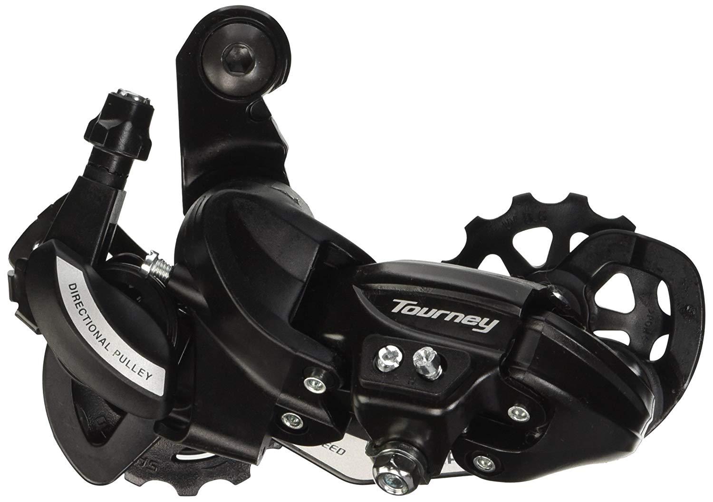 Shimano Tourney RD-TY500 Rear Bike Derailleur 6//7 Speed Direct Standard Type