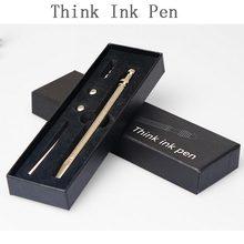 ใหม่อยู่ไม่สุขปากกาCube Antistressคิดว่าหมึกปากกาของเล่นความเครียดล้อFidgetsนิ้วมือปินเนอร์ออทิสติกSpinerโฟกัสมือยุ่งTri-ปั่น