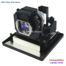 180 days Warranty ET LAE4000 Replacement lamp with Housing for PANASONIC PT AE4000/ PT AE4000U/ PT AE4000E Projectors