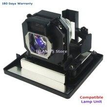 180 dni gwarancji ET LAE4000 zamiennik lampy z obudowy dla PANASONIC PT AE4000/PT AE4000U/PT AE4000E projektorach
