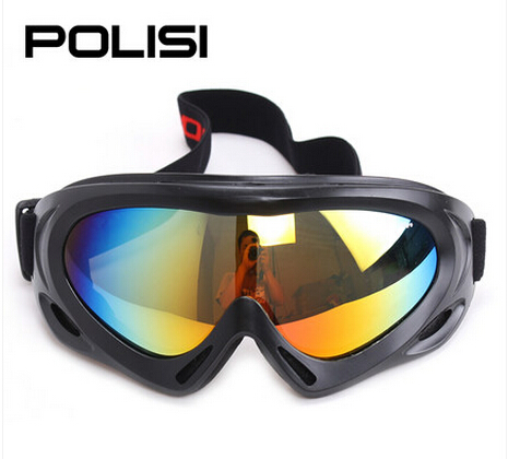 New POLISI Anti Fog Protective Glasses Snow Ski Goggles Winter Outdoor Sports Snowboard