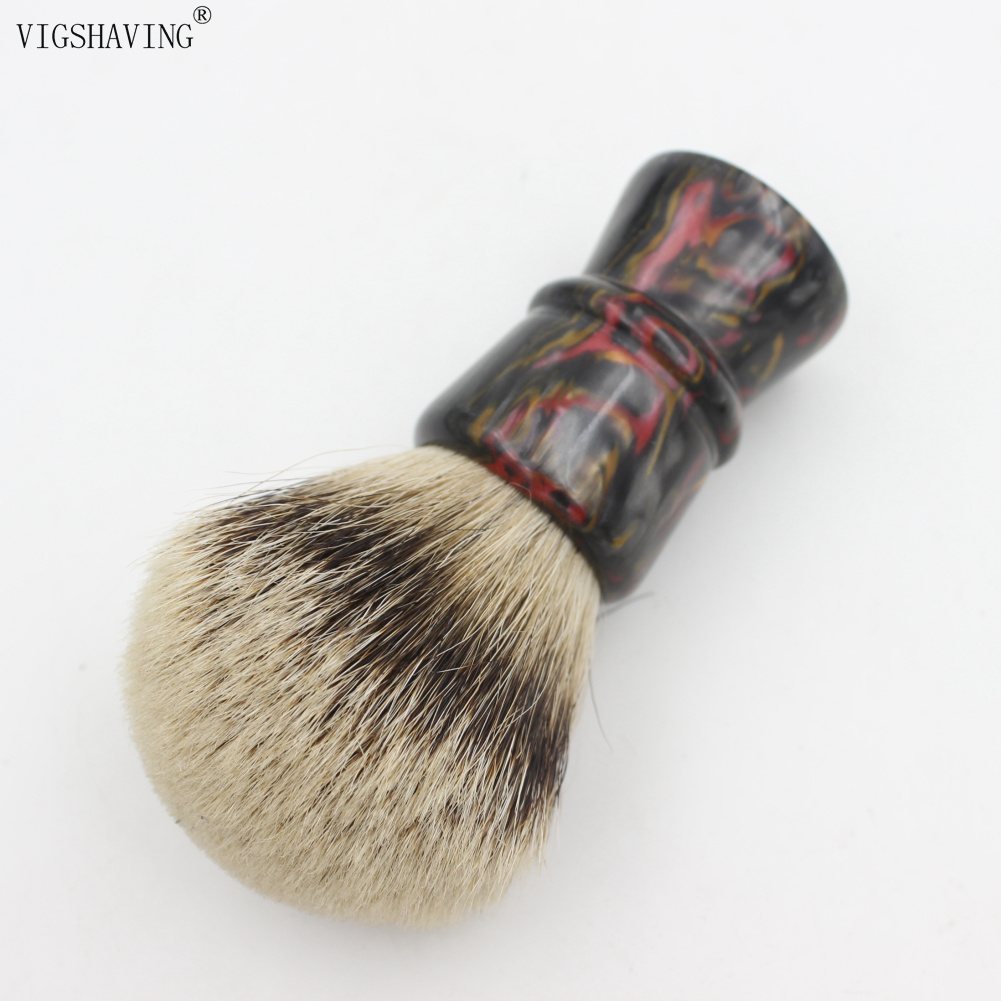 Knot para Shave Badger Cabelo Shaving Brush Barber