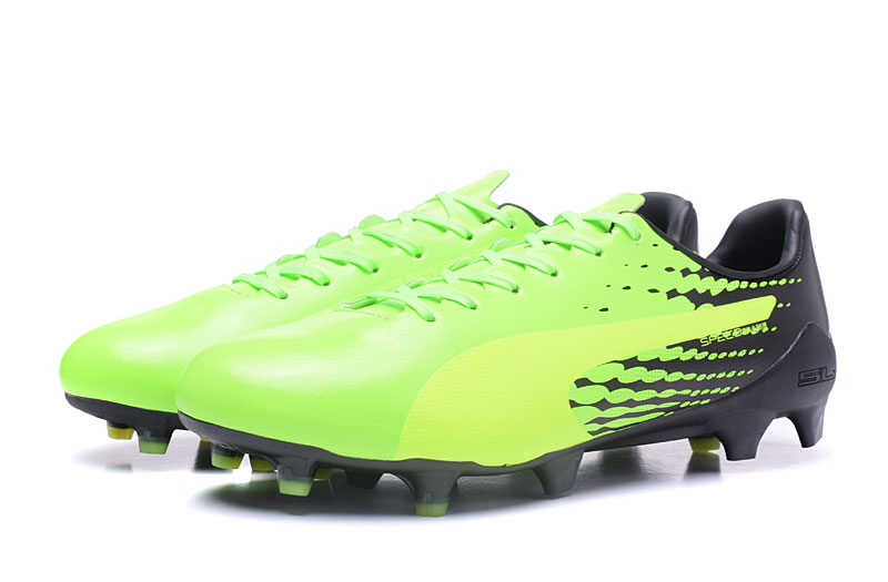 2018 PUMA Men s Evospeed 17 SL S FG Soccer Shoe Soccer Cleats Sneakers  Sports Shoes 5 COLOR SIZE39 45-in Badminton Shoes from Sports   Entertainment  on ... 625d7f8c0