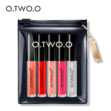 O.TWO.O Brand Health & Beauty Lips Makeup Lip Gloss 5 Pcs