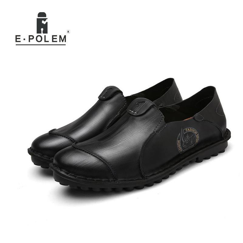 2017 Autumn Winter New Style Casual Breathable Genuine Leather Men Shoes Fashion Business England Style Hollow Out Oxfords Shoes caltus casual shoes men breathable new fashion oxfords men flats genuine leather spring autumn breathable driving shoes aa20518