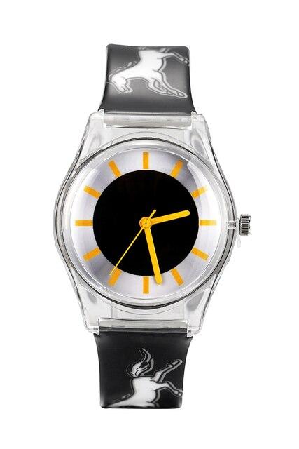 horse watch luxury brands Quartz Watch Women Men WristWatches Fashion white band