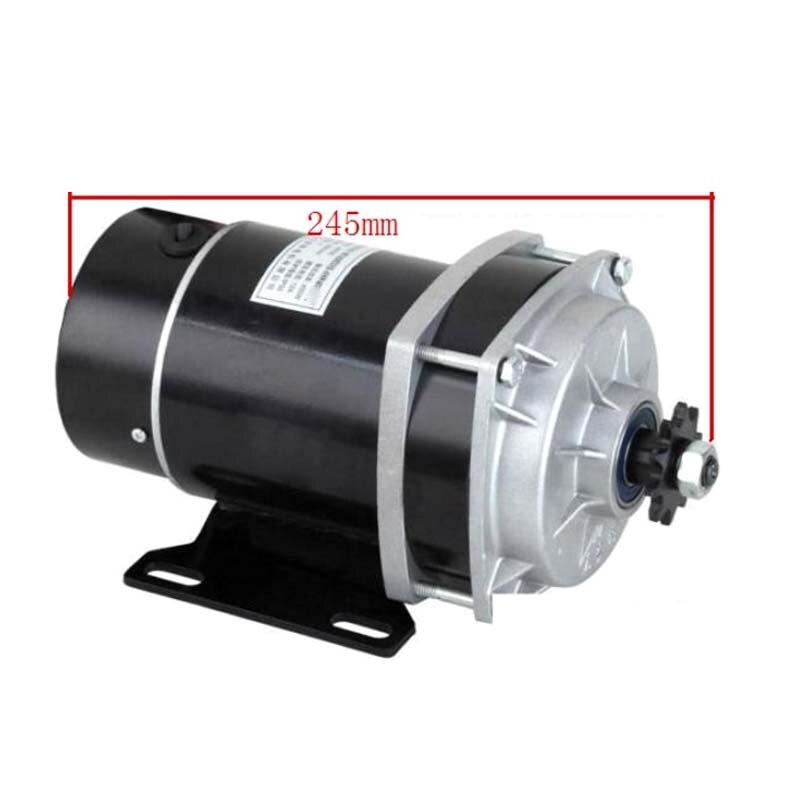 motor da engrenagem triciclo eletrico do motor 02