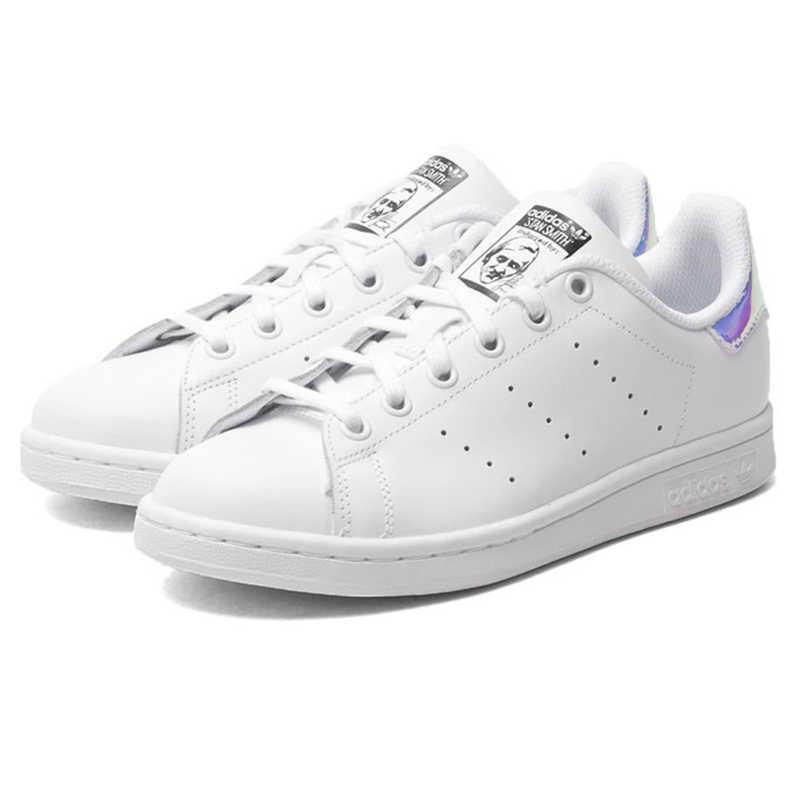 pretty nice f968f de85e Adidas Clover StanSmith Women Skateboarding Shoes,Original Sneakers Sport  Shoes Non-slip Lightweight AQ6272 EUR Size W