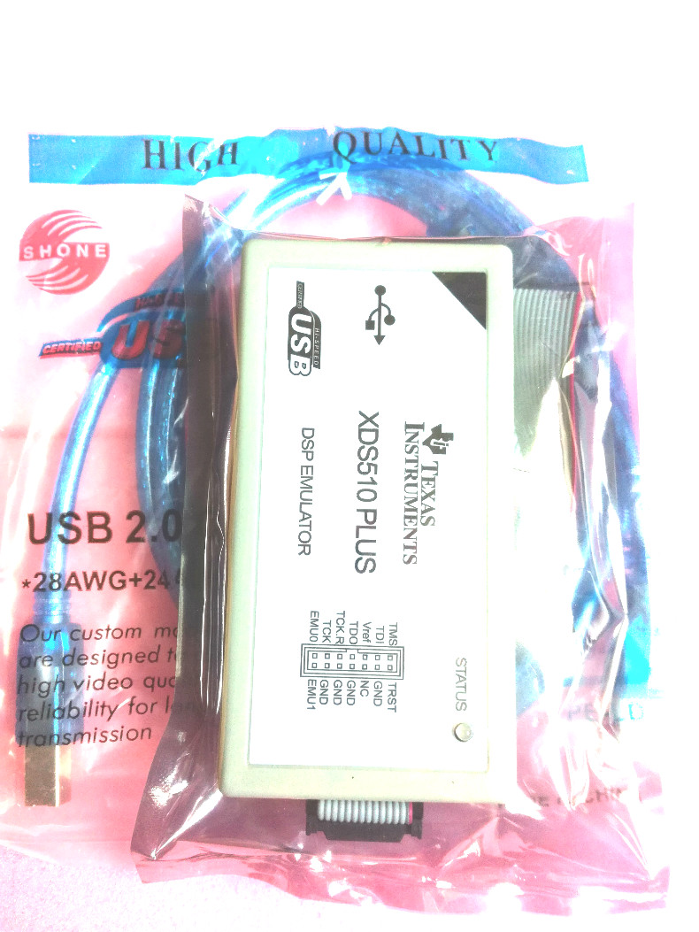 SEED-XDS510 PLUS TI DSP programmer  DM350 C6414 F240 tms320lf2406SEED-XDS510 PLUS TI DSP programmer  DM350 C6414 F240 tms320lf2406