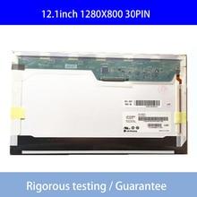 12,1 дюймов ЖК-дисплей матрица экран LTN121AT07-L02 L01 LP121WX3-TLC1 N121IB-L05 для lenovo X201 1280*800 30pin