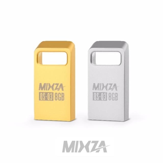 37a0c0e65 MIXZA QS-Q3 Mini USB Flash Drive USB Pendrive 4GB 8GB 16GB 32GB 64GB Flash  Drive USB Stick USB 2.0